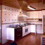 Pis dúplex de lloguer a Gironella,el Berguedà: 3 habitacions, 2 banys, calefacció, balcons, amb garatge inclòs-Buscallà Immobiliària: cuina -lp143