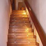 Pis dúplex de lloguer a Gironella,el Berguedà: 3 habitacions, 2 banys, calefacció, balcons, amb garatge inclòs-Buscallà Immobiliària: escala -lp143