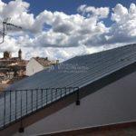 pis amb terrat de lloguer al berguedà, a Gironella, amb ascensor i reformat com nou-vistes-Buscallà Immobiliària-lp104