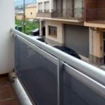 pis en venda nou per estrenar a Gironella, El Berguedà. 3 hbitacions, 2 banys, terrassa, parquet i calefacció-balcó-vp113