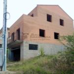 casa en construcció a Casserres, El berguedà, amb plànols-Immobiliària Buscallà-façanes-vc164