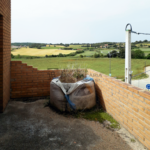 casa en construcció a Casserres, El berguedà, amb plànols-Immobiliària Buscallà-vistes-vc164