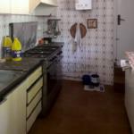Finca rústica, casa amb hort de lloguer al Berguedà: cuina-Buscallà immobiliària-lf165