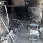 Finca rústica, casa amb hort de lloguer al Berguedà: llar de foc -Buscallà immobiliària-lf165