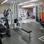 Gimnàs a Gironella- bancs peses-Buscallà Immobiliària-ll166
