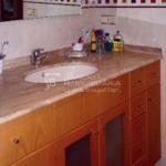 Pis amb traster i garatge venda Gironella, el Berguedà. Reformat-lavabo