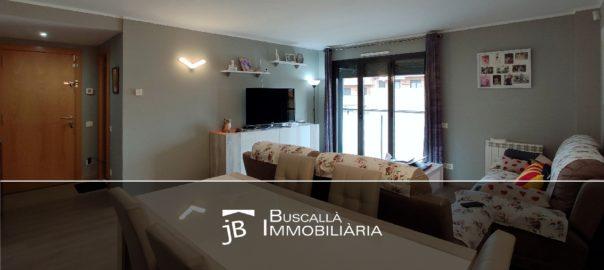 pis nou amb piscina comunitaria a Gironella en venda-menjador-buscalla immobiliaria-vp177