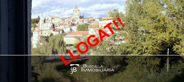 Pis amb ascensor a Gironella Berguedà-Buscallà immobiliària-184lp
